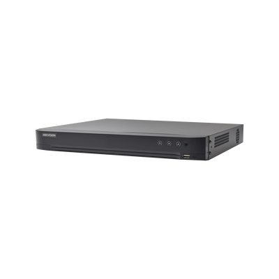 DVR TURBO 4K 32 CANALES DS-7232HQHI-K2